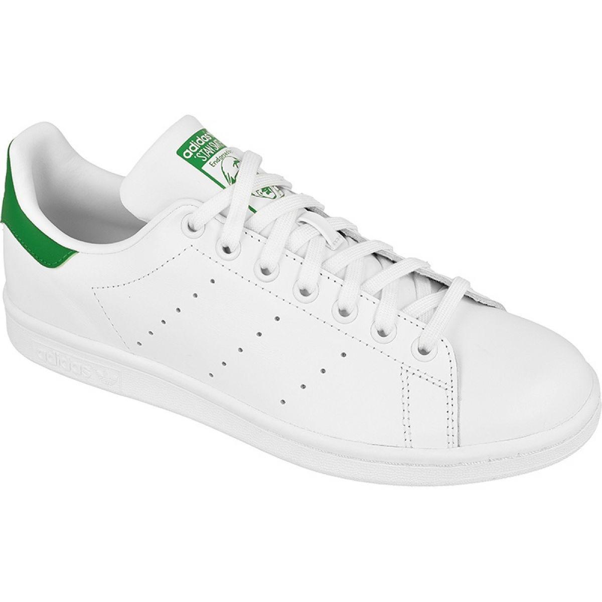 Détails sur Chaussures Adidas Originals Stan Smith M M20324 blanc