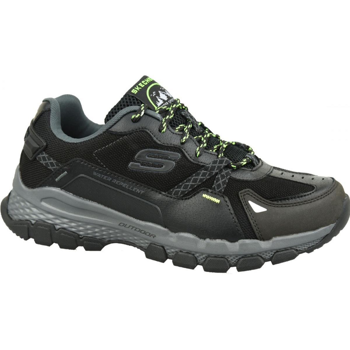 Détails sur Chaussures Skechers Outland 2.0 M 51589 BKCC noir