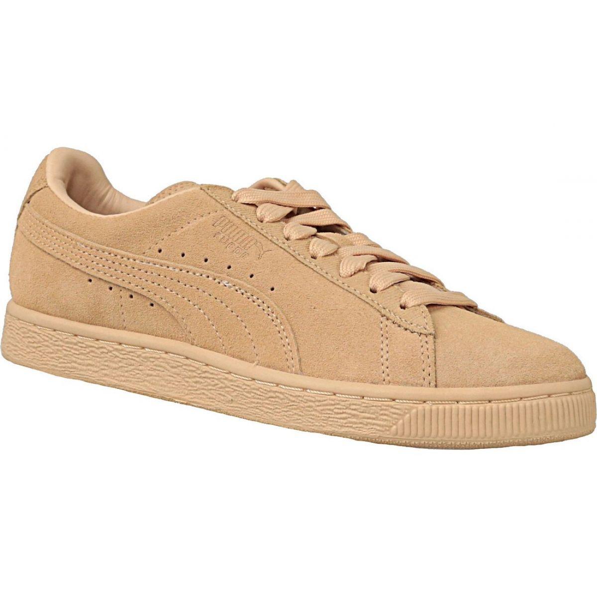 Détails sur Puma Suede Classic Tonal W 362595 02 chaussures orange