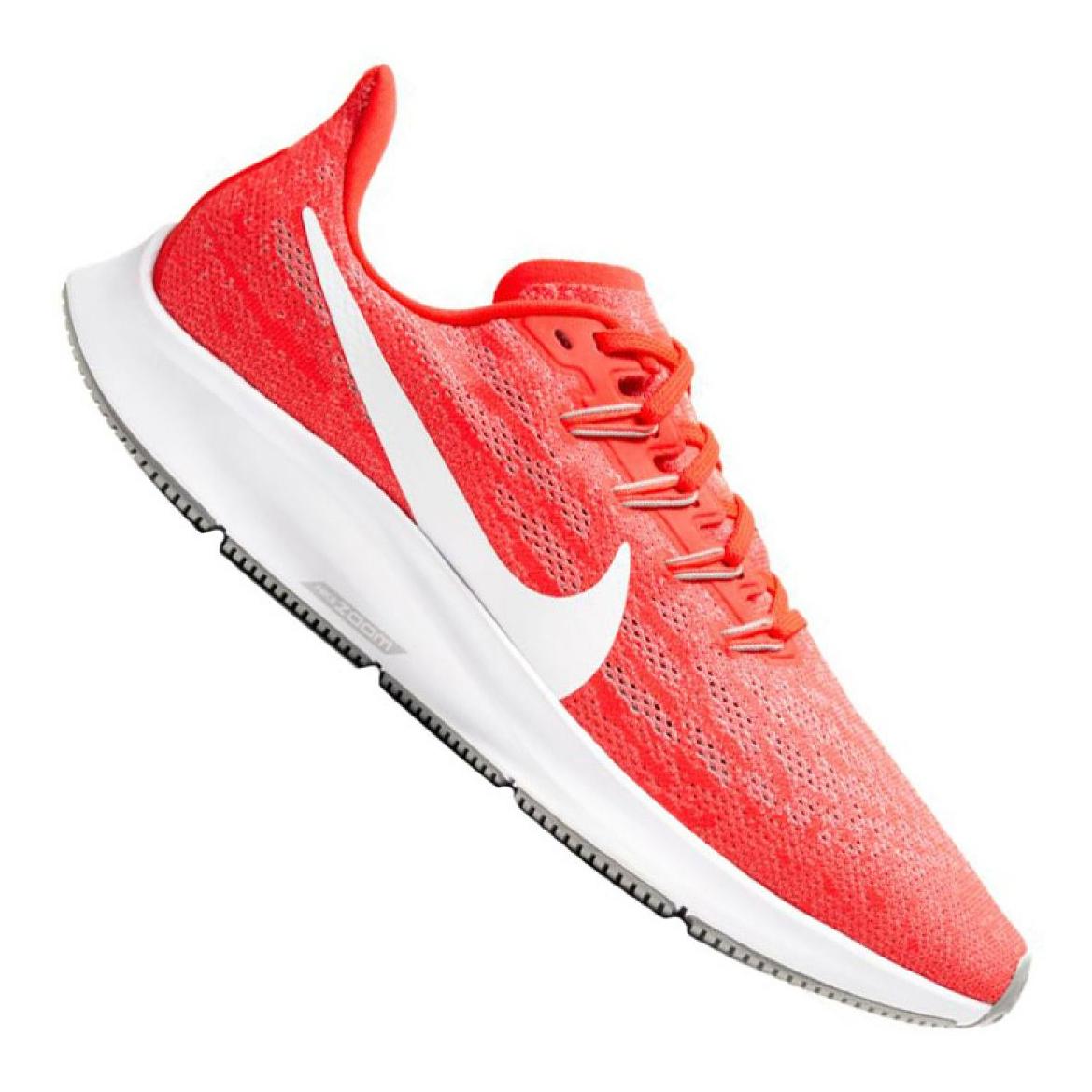 Détails sur Chaussures Nike Air Zoom Pegasus 36 M AQ2203 602 rouge