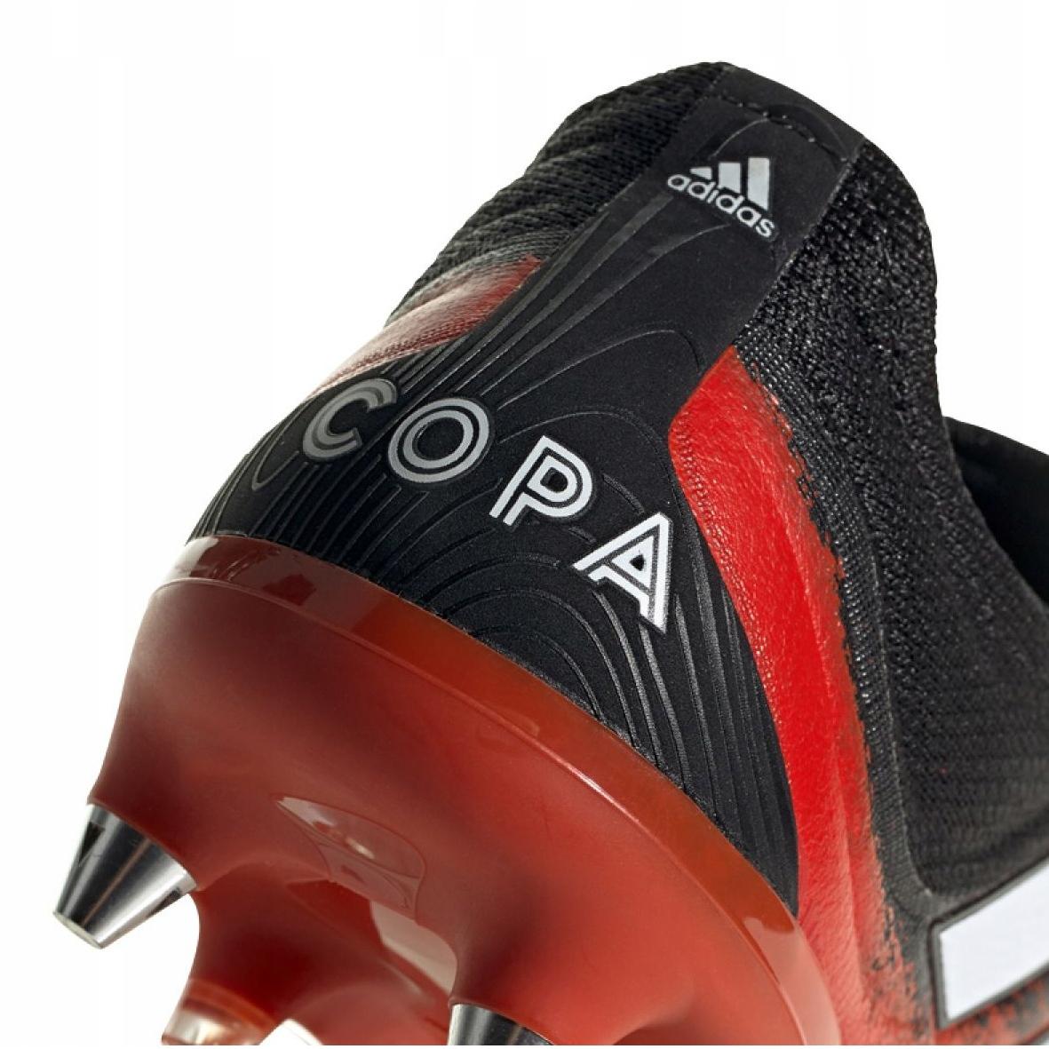 Détails sur Adidas Copa 20.1 Sg M G28642 chaussures rouge rouge