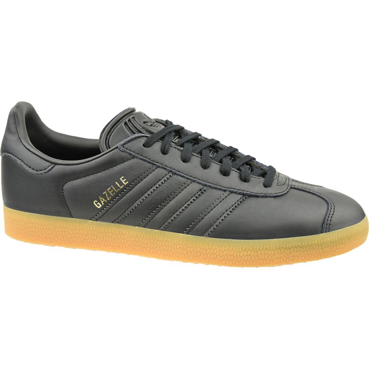 Adidas Gazelle M BD7480 chaussures noir | eBay